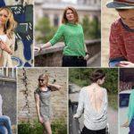 Die besten #Snaply-Nähprojekte im Mai | Strickstoffe