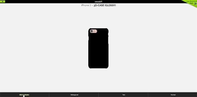 Tutorial: Handyhülle mit eigenem Logo designen