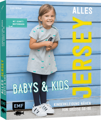 Buchtipp: Alles Jersey - Babies & Kids
