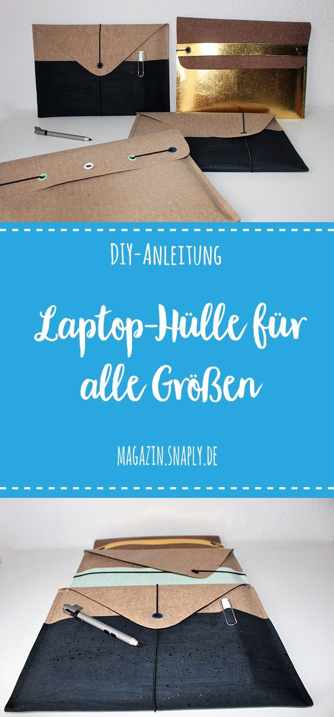 """DIY-Anleitung: """"Ratz-Fatz""""-Laptoptasche für alle Größen"""