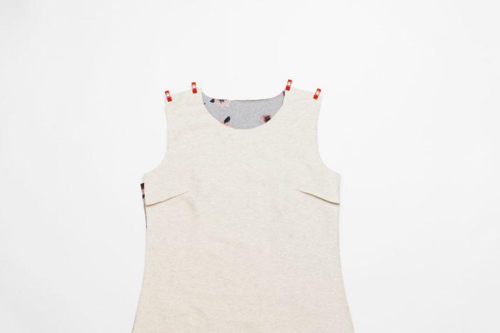 Kostenloses Schnittmuster: Sweat-Kleid - Snaply-Magazin