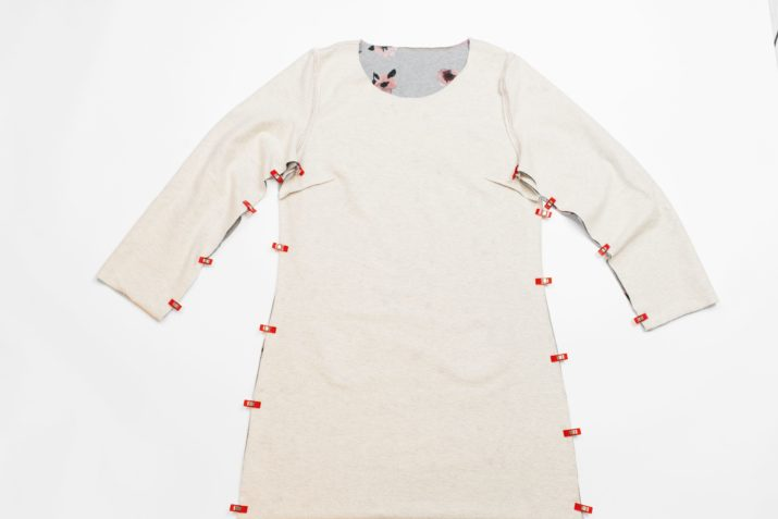 Kostenloses Schnittmuster: Sweat-Kleid | Snaply-Magazin