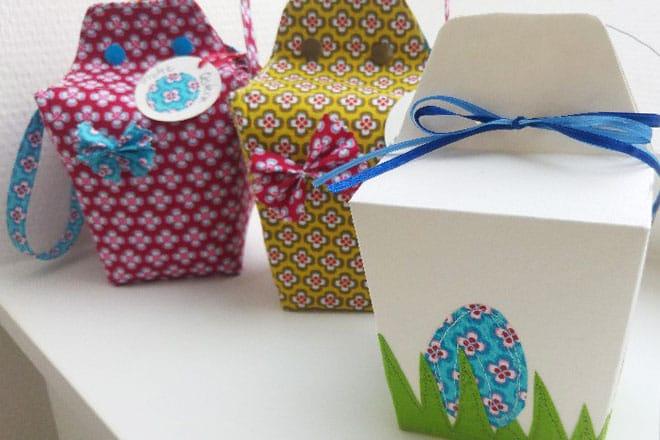 Kostenloses Schnittmuster Take Away Boxen Im China Style