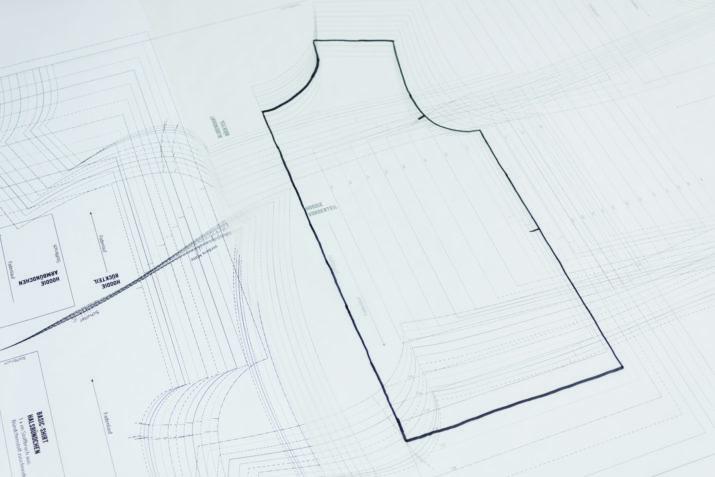 Lange jacke kostenlos schnittmuster Jacken/Mäntel Schnittmuster