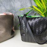 Kostenloses Schnittmuster: Shopper Raya