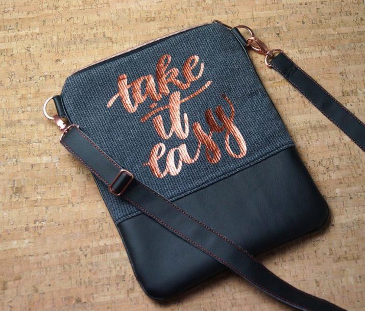 Kostenlose Schnittmuster: 10 Taschen für jede Gelegenheit | Snaply ...