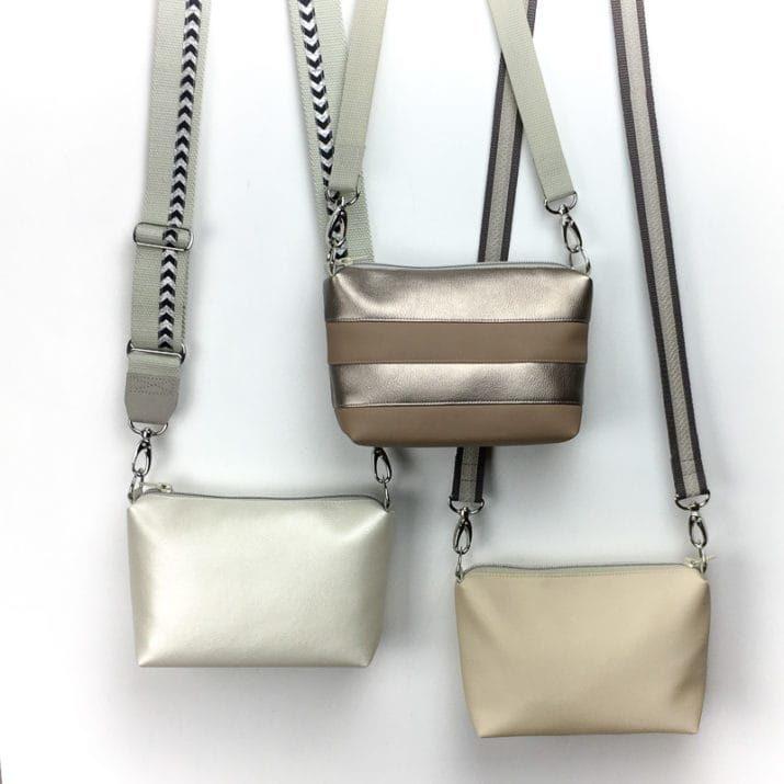 Kostenlose Schnittmuster: 10 Taschen für jede Gelegenheit - Snaply ...