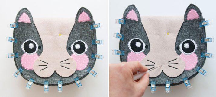 Kostenloses Schnittmuster: Kindertasche Minka