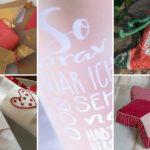Kostenlose Schnittmuster: 5 Deko-Ideen zur Weihnachtszeit