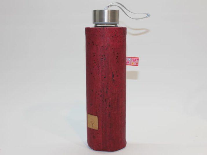 Kostenloses Schnittmuster: Flaschenhüllen