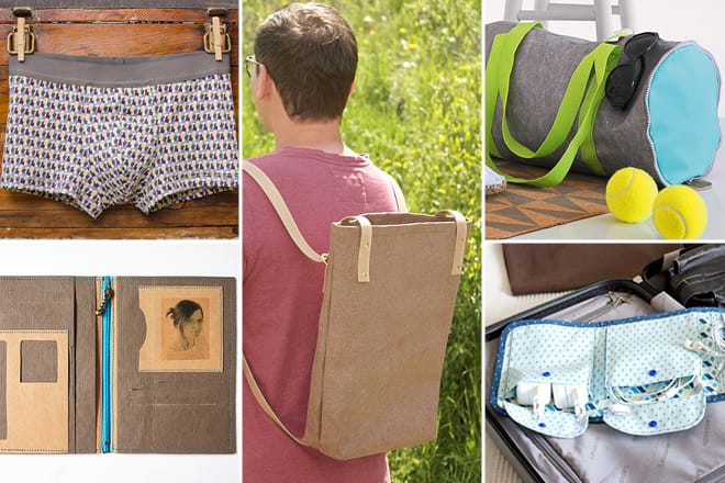 kostenlose schnittmuster 5 geschenkideen f r m nner snaply magazin. Black Bedroom Furniture Sets. Home Design Ideas