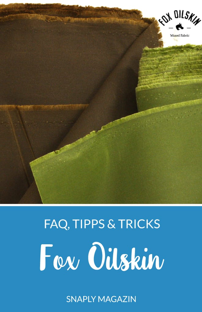 Fox Oilskin FAQ