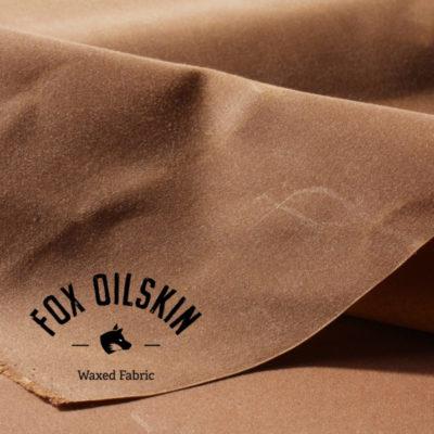 Nähideen Fox Oilskin Dry Oilskin