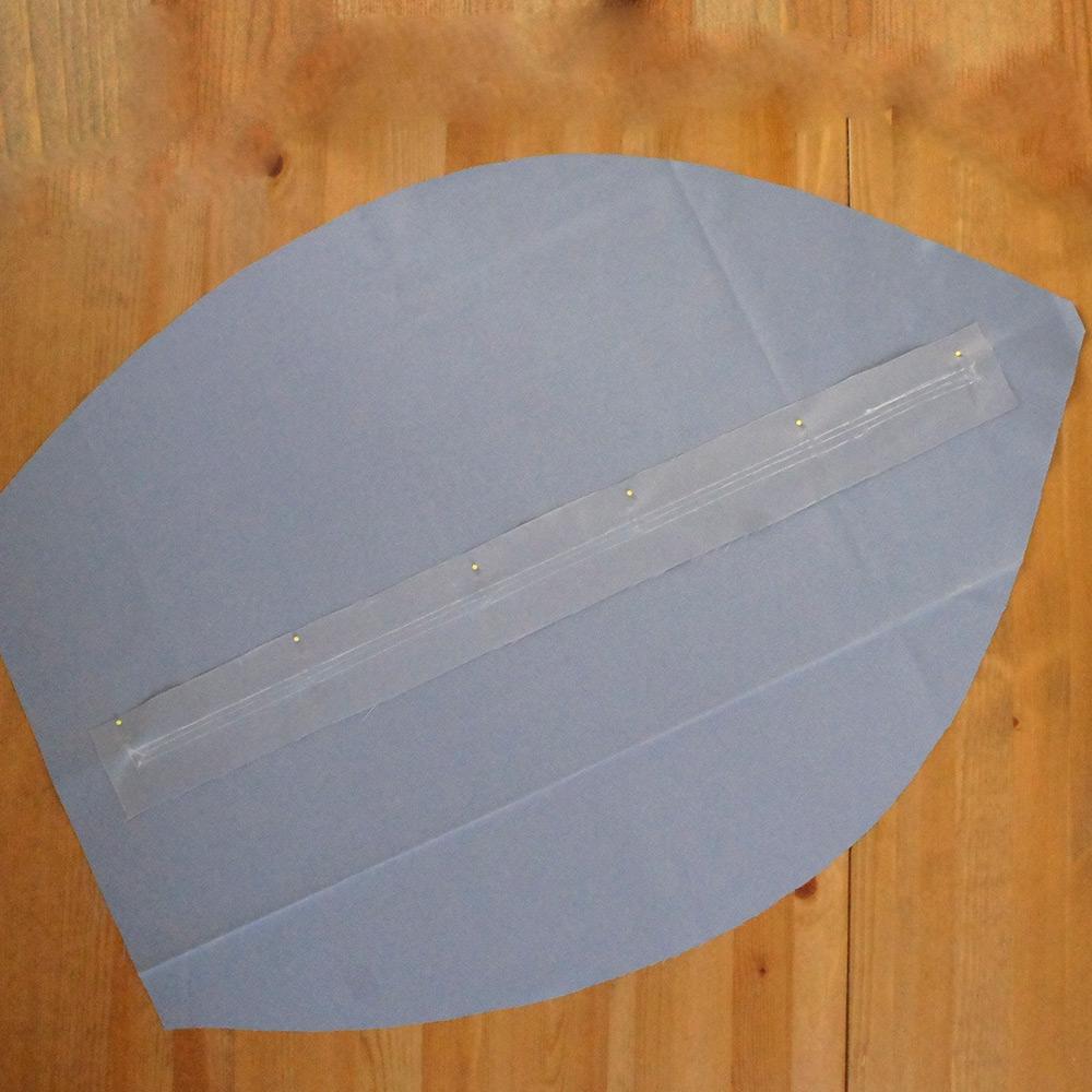 Sitzsack-Boot nähen – Schnittmuster kostenlos