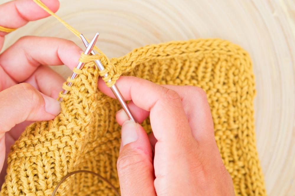 Topflappen stricken- Strickanleitung kostenlos