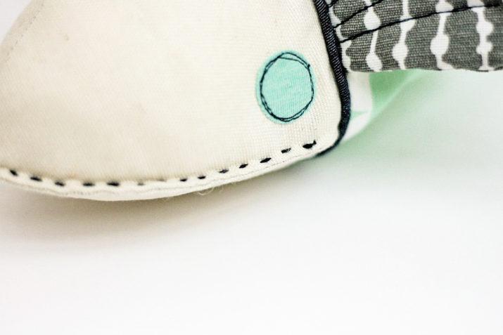 Bettschlange Sprotte nähen – Schnittmuster kostenlos