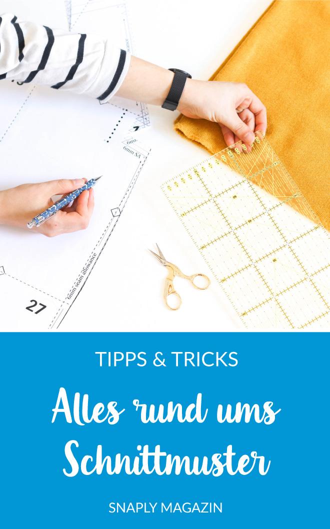 Tipps & Tricks: Alles rund ums Schnittmuster