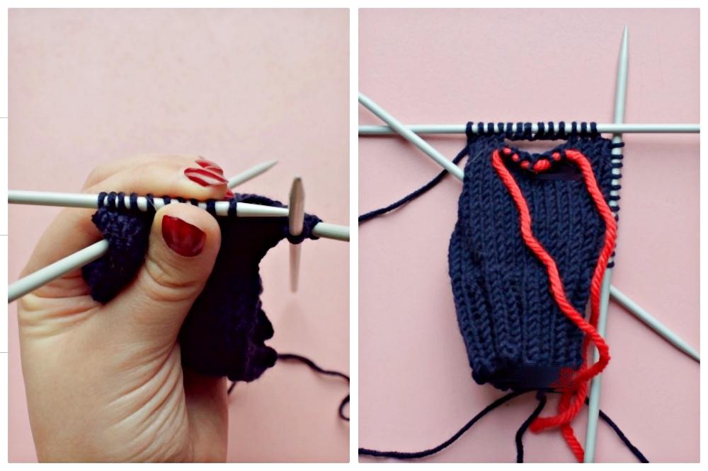 Handstulpen stricken – Strickanleitung kostenlos