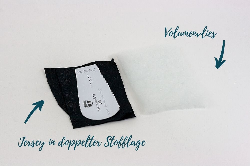 Waschbär-Decke nähen - Schnittmuster kostenlos