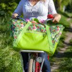 """Strandtasche """"Playa"""" in 2 Größen – kostenloses Schnittmuster"""