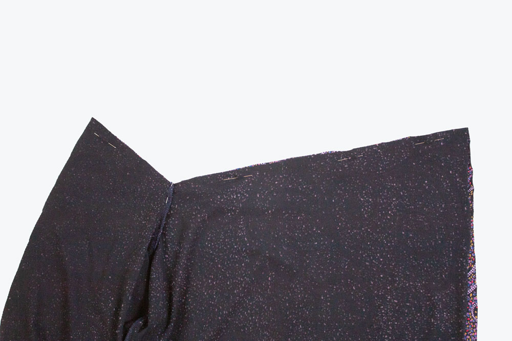 Volant-Trägerkleid nähen – Schnittmuster kostenlos