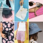 6 kostenlose Schnittmuster für den Sommer