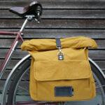 """Vintage Fahrradtasche mit Umhängefunktion """"Midi"""" und """"Maxi"""" nähen"""
