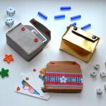 Spielkartentasche – kostenloses Schnittmuster