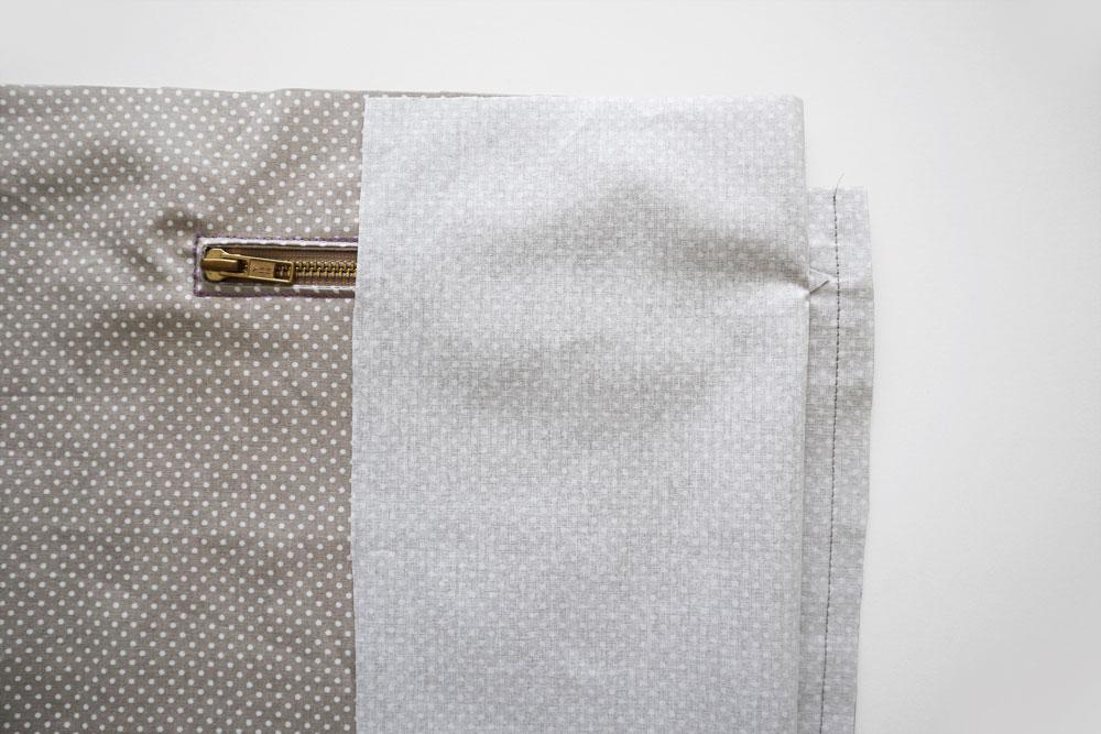 Streetstyle-Tasche nähen – Schnittmuster kostenlos