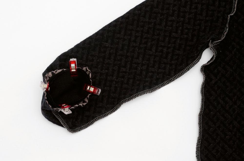 Basic-Pullover für Kinder nähen  Schnittmuster kostenlos