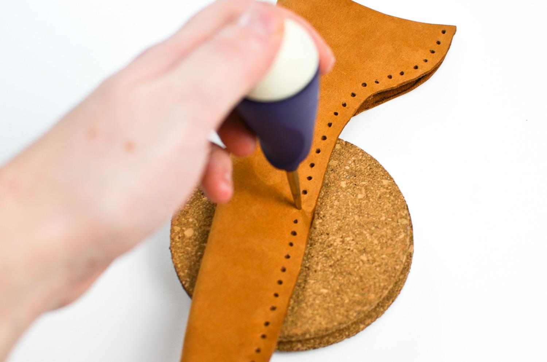 Scherenschutz nähen – Schnittmuster kostenlos