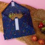 Brotverpackung nähen – kostenlose Nähanleitung