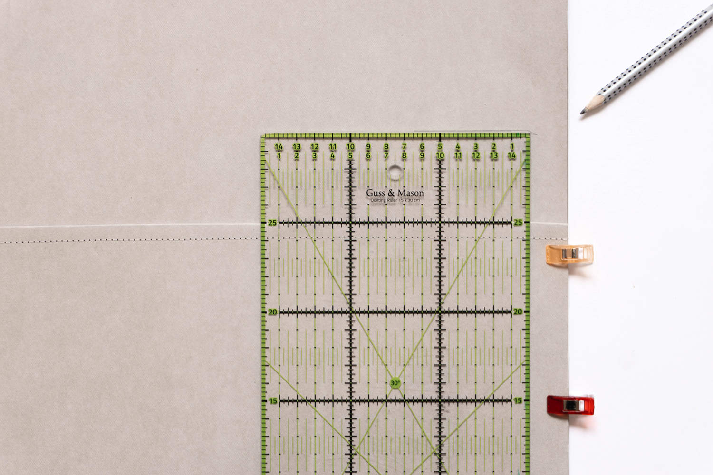SnapPap Wandorganizer nähen – Nähanleitung kostenlos