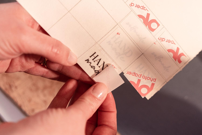 SnapPap-Label selber machen – Anleitung kostenlos