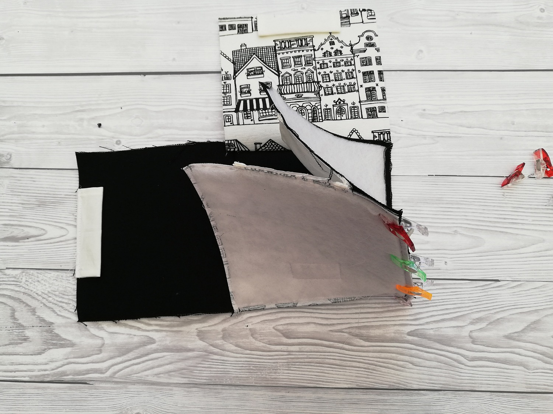 Komebukuro Beutel nähen – Anleitung kostenlos