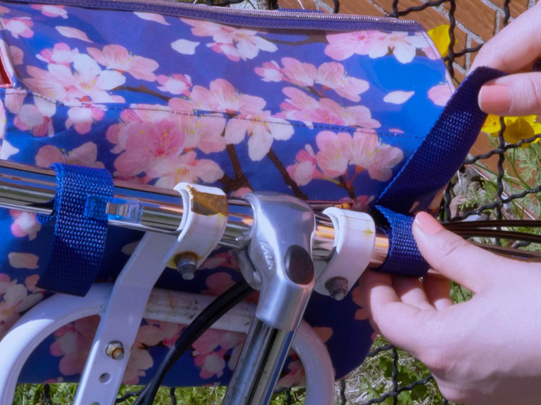 Fahrrad-Lenkertasche nähen – Schnittmuster kostenlos