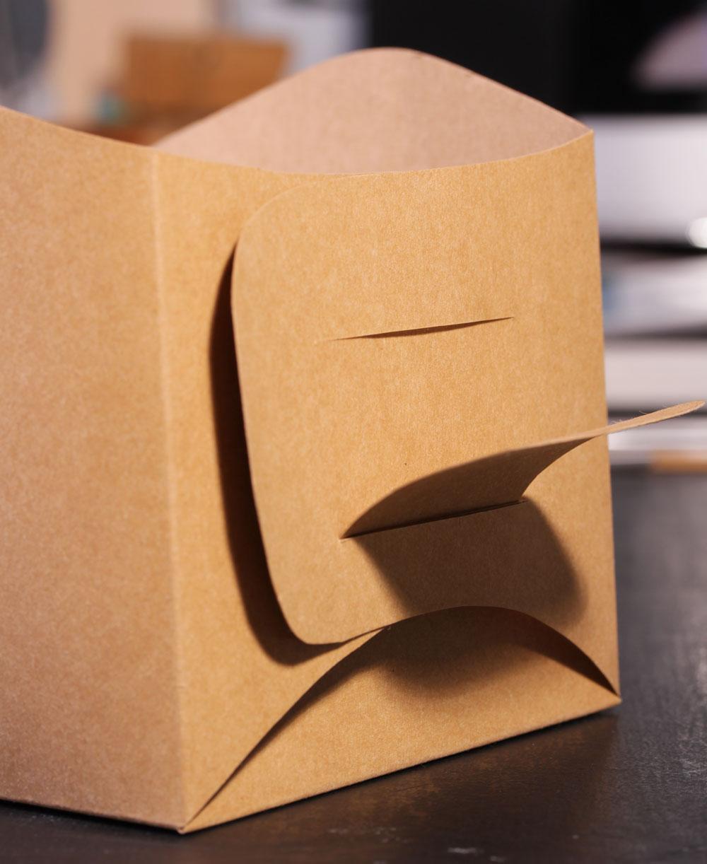 Snappap Steckbox – Schnittmuster und Anleitung kostenlos