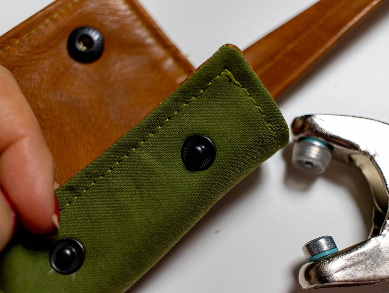 Hula-Hoop-Bag nähen – Schnittmuster kostenlos