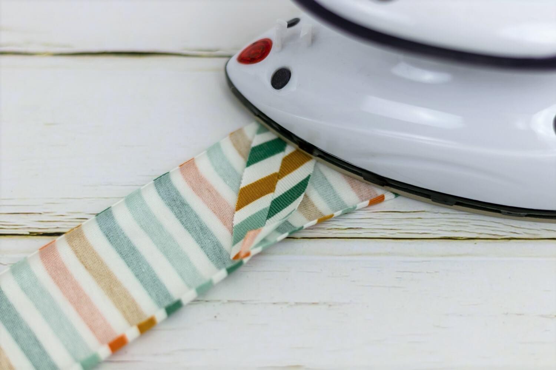 Musselindecke nähen – Schnittmuster kostenlos